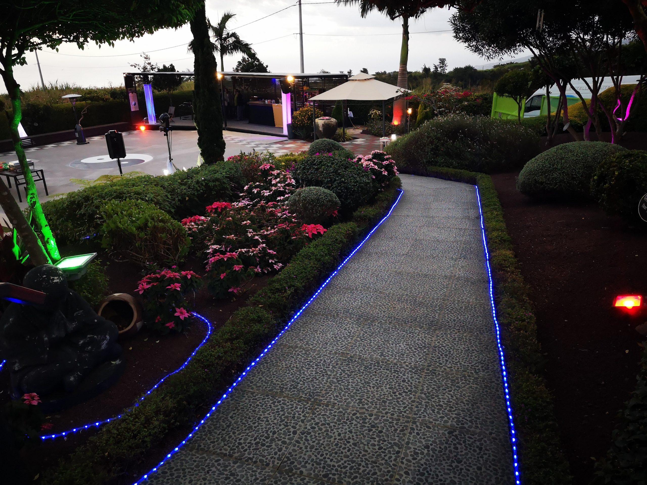 Lougne Garden Jardin